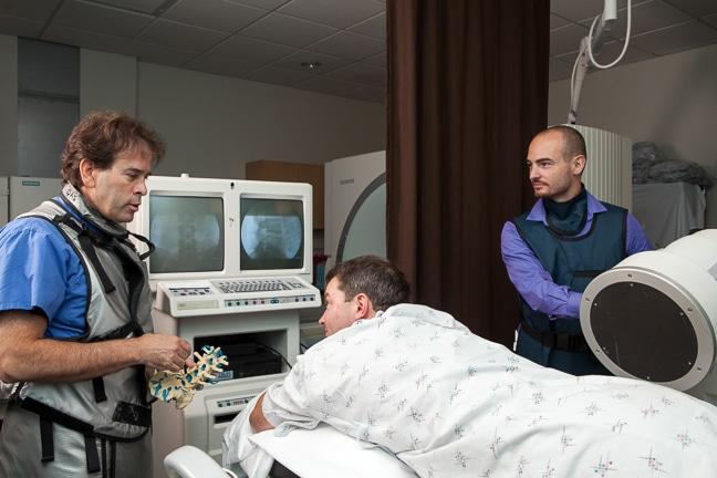 David Siker Portland 3T MRI