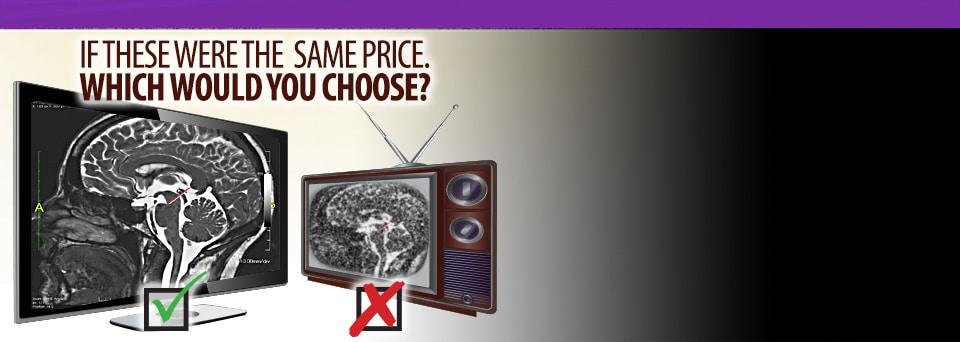Your MRI in HD!